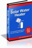 Diy Solar Water Heater - Earn Up To $36.60/sale