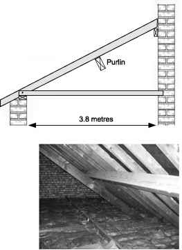 Victorian Ceilings Joists Span