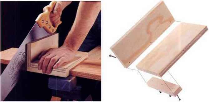 Handsaw Guide